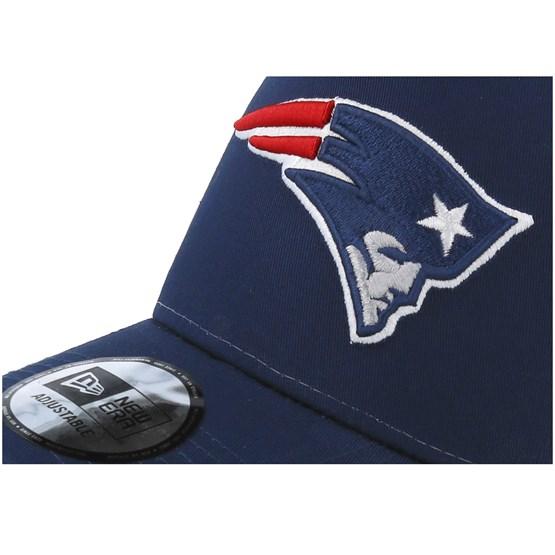 e1b98338c9b New England Patriots Team Essential Navy Trucker - New Era caps -  Hatstoreaustralia.com