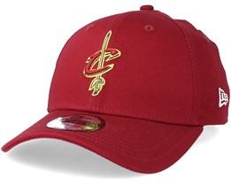 Cleveland Cavaliers Team Essential 39Thirty Cardinal Flexfit - New Era