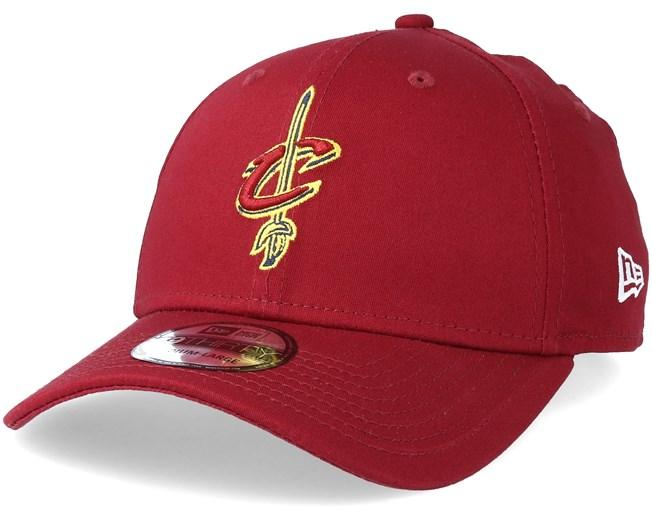Cleveland Cavaliers Team Essential 39Thirty Cardinal Flexfit - New Era  Cappellino - Hatstore b08084a5456b