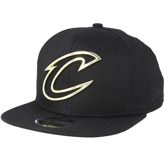 Cleveland Cavaliers Metal Badge A-Frame Black Snapback - New Era - Start  Gorra - Hatstore 7064305a580