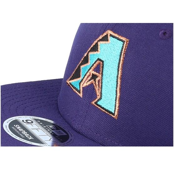 644e8b1defa Arizona Diamondbacks Coast 2 Coast 9Fifty Purple Snapback - New Era caps