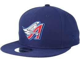 Los Angeles Angels Coast 2 Coast 9Fifty Navy Snapback - New Era