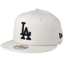 09d9a1893567a Almost Gone! New Era Kids Los Angeles Dodgers League Essential 9Fifty Stone  Black ...