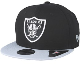 Kids Oakland Raiders Essential 9Fifty Black/Grey Snapback - New Era