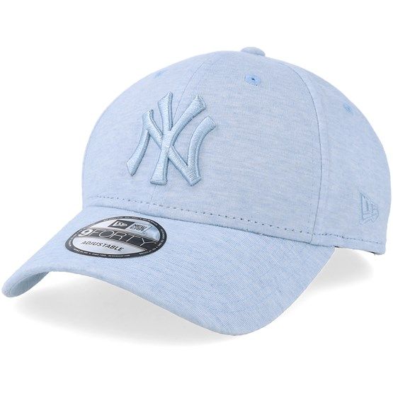 3ff7a6438f1 New York Yankees Jersey Bright 9Forty Sky Sky Adjustable - New Era cap -  Hatstore.co.in
