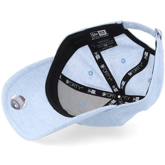 d3899490bbb New York Yankees Jersey Bright 9Forty Sky Sky Adjustable - New Era caps -  Hatstoreworld.com