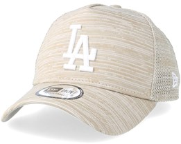 Engineered Fit A-Frame Stone/White Adjustable - New Era