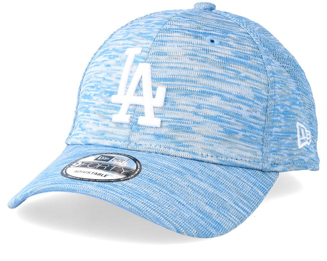 f8a3ee72cd8 Los Angeles Dodgers Engineered Fit 9Forty Sky White Adjustable - New ...