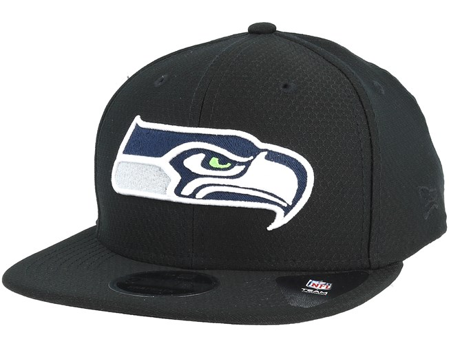 more photos 6818f 7b2bc Seattle Seahawks Dryera Tech 9Fifty Black Snapback - New Era caps -  Hatstoreaustralia.com