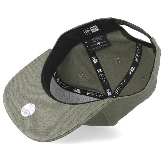 size 40 87a91 b7af9 Detroit Tigers Canvas 9Fifty Olive Snapback - New Era caps -  Hatstoreworld.com