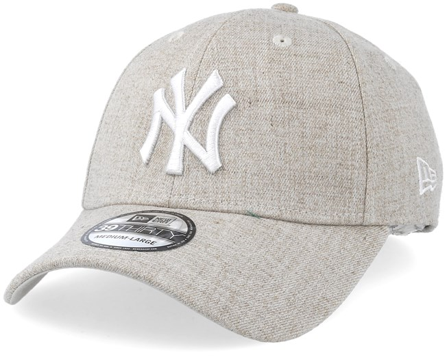 9d4e31ab11d New York Yankees 39Thirty Heather Stone Flexfit - New Era caps -  Hatstoreaustralia.com