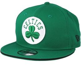 Boston Celtics Classic Tm Green Snapback - New Era