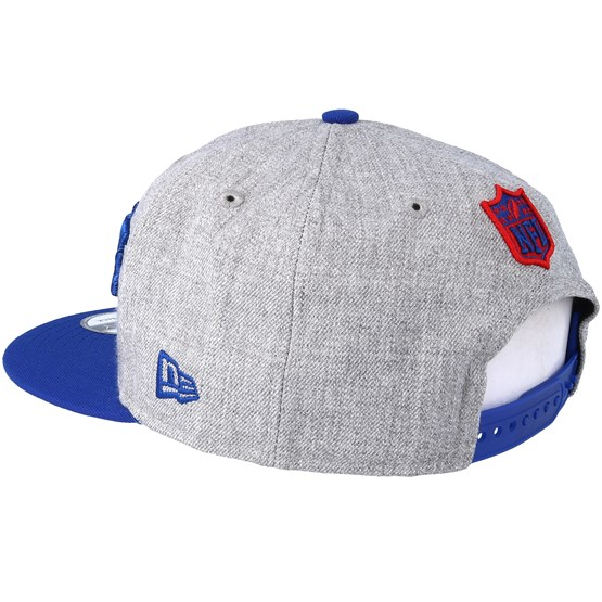 sports shoes 23d68 be617 Buffalo Bills 2018 NFL Draft On-Stage Grey Blue Snapback - New Era caps -  Hatstoreaustralia.com