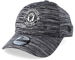 Manchester United Engineered 9Forty Grey/Black Snapback - New Era