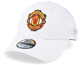 Manchester United 9Forty White Adjustable - New Era