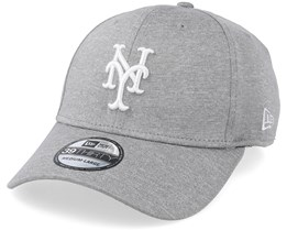 New York Mets 39Thirty Shadow Tech Gray/White Flexfit - New Era