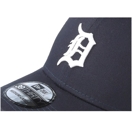 Detroit Tigers 39Thirty League Essential Navy White Flexfit - New Era lippis  - Hatstore.fi 7c961a6532