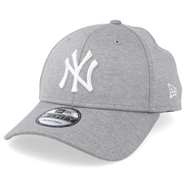 hot sale online 7a641 39c1e New Era New York Yankees 9Forty Shadow Tech Grey White Adjustable - New Era   29.99