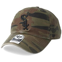 new concept 5453d e068e 47 Brand Chicago White Sox Regiment Camo Adjustable - 47 Brand £29.99