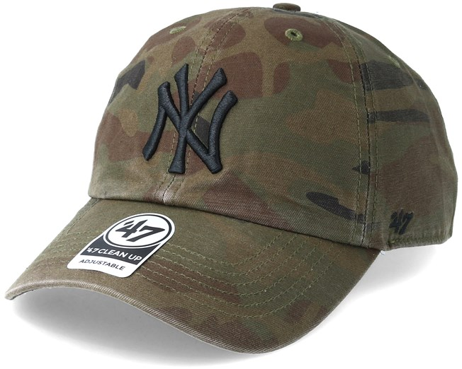 a1246820ff87e New York Yankees Regiment Camo Adjustable - 47 Brand caps ...