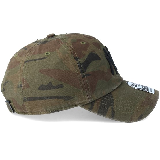 pretty nice 60bb9 51e1c New York Yankees Regiment Camo Adjustable - 47 Brand caps -  Hatstoreworld.com