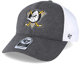 Anaheim Ducks Clean Up Charcoal Haskell Snapback - 47 Brand