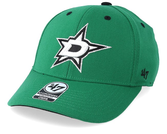 lowest price 93bc0 2d87b Dallas Stars Contender Green Flexfit - 47 Brand caps - Hatstoreworld.com