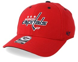 Washington Capitals Kickoff Wool 47 Contender Royal/Red/White Flexfit - 47 Brand