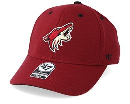 Arizona Coyotes Kickoff 47 Contender Wool Cardinal Flexfit - 47 Brand