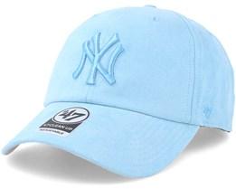 New York Yankees Ultrabasic Clean Up Columbia Adjustable - 47 Brand