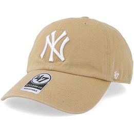 0142a5114c1 47 Brand New York Yankees Clean Up Tan Adjustable - 47 Brand AU  39.99