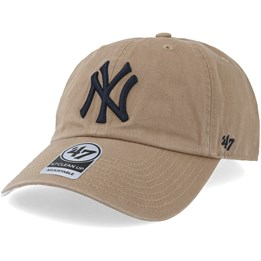 2760e82af0d 47 Brand New York Yankees Clean Up Khaki Navy Adjustable - 47 Brand AU   35.99 AU  39.99