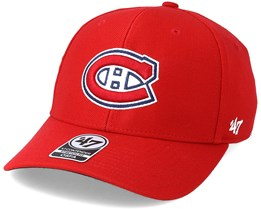 Montreal Canadiens Contender Red Flexfit - 47 Brand