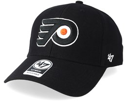 Philadelphia Flyers MVP Wool Black Adjustable - 47 Brand