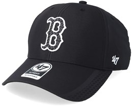 Boston Red Sox Osmosis 47 Mvp Black Adjustable - 47 Brand