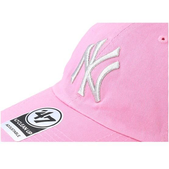 9d31ff53b New York Yankees Metallic 47 Clean Up Rose Adjustable - 47 Brand