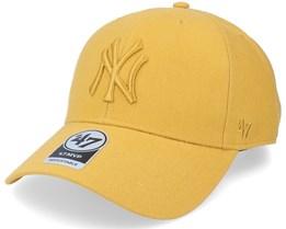 New York Yankees Mvp Wheat Adjustable - 47 Brand