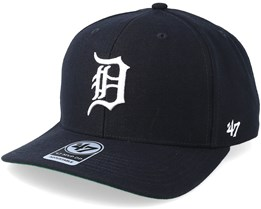 Detroit Tigers Cold Zone 47 Mvp DP Wool Navy Adjustable - 47 Brand