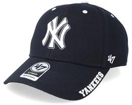 New York Yankees Defrost 47 Mvp Navy/White Adjustable - 47 Brand