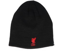 Liverpool Knit Black/Red Beanie - 47 Brand