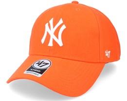 New York Yankees Mvp Thunder Adjustable - 47 Brand