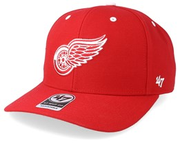 Detroit Red Wings Audible 47 Mvp Red/White Adjustable - 47 Brand