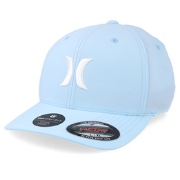uk availability 71644 0fe86 Hurley Dri-Fit One   Only 2.0 Light Blue Flexfit - Hurley £29.99
