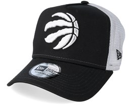 Toronto Raptors Team Essential Black Trucker - New Era