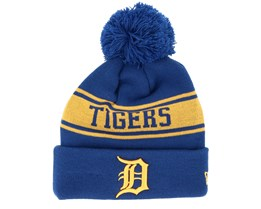 Detroit Tigers Seasonal Jake Blue Pom - New Era