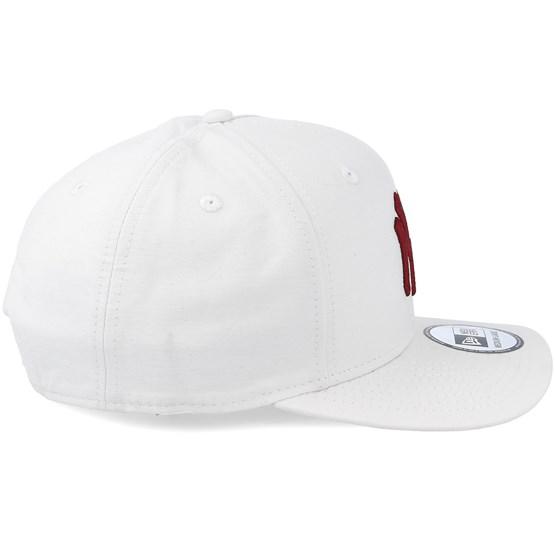 cb39abfae75 New York Yankees Nylon Light Weight PC 9Fifty Off White Cardinal Adjustable  - New Era caps - Hatstoreworld.com