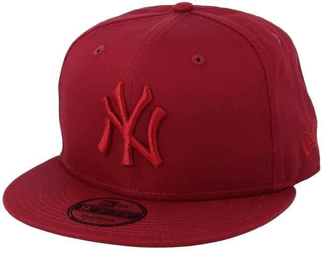New York Yankees 9Fifty League Essential Cardinal Cardinal Snapback - New  Era - Start Gorra - Hatstore 6505b3fbad5