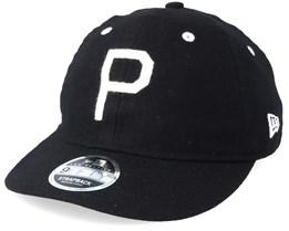 Philladelphia Phillies Low Profile 9Fifty Strapback Black/White Strapback - New Era