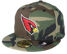 Arizona Cardinals Essential 59Fifty Forest Camo Fitted - New Era