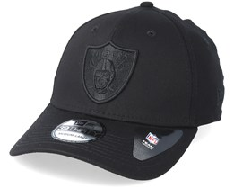 Oakland Raiders 39Thirty Black On Black Flexfit - New Era